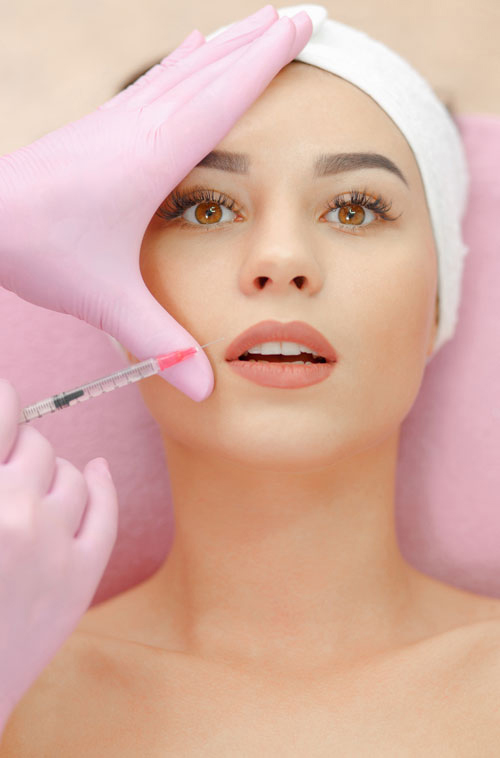 Botox for TML Pain (jaw pain)